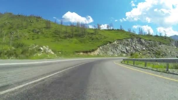 Silnice na Vysočině