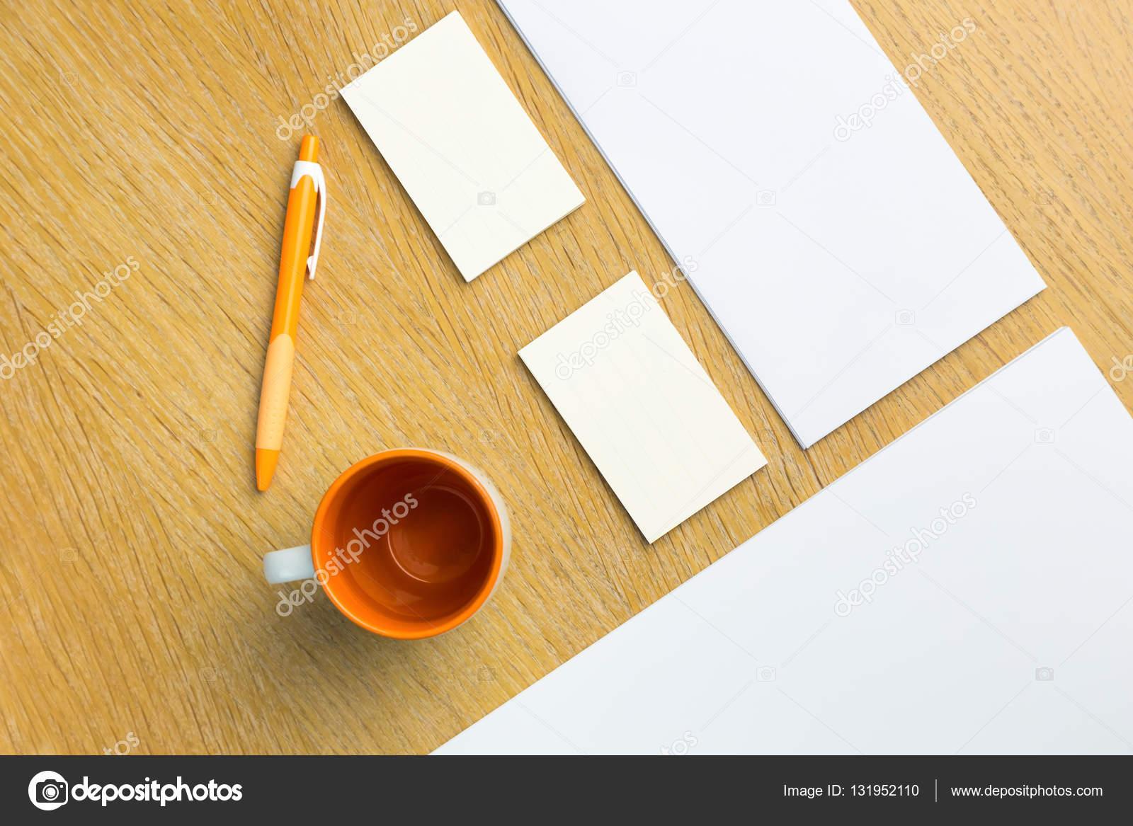 plantilla para la identidad de las presentaciones de los diseñadores ...