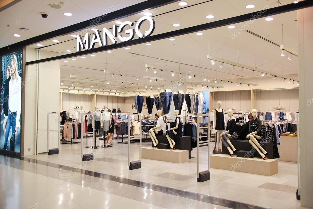 more photos 352d6 ba618 Negozio di mango Inside of Central Festival — Foto ...