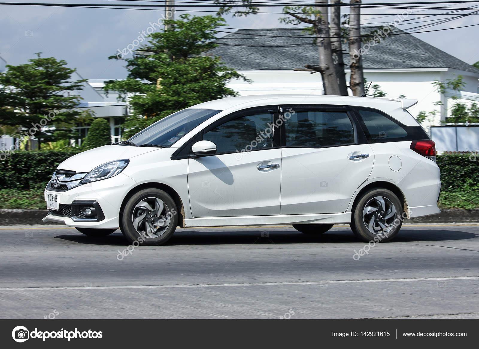 Van Prive Honda Mobilio Photo Editoriale C Nitinut380 142921615
