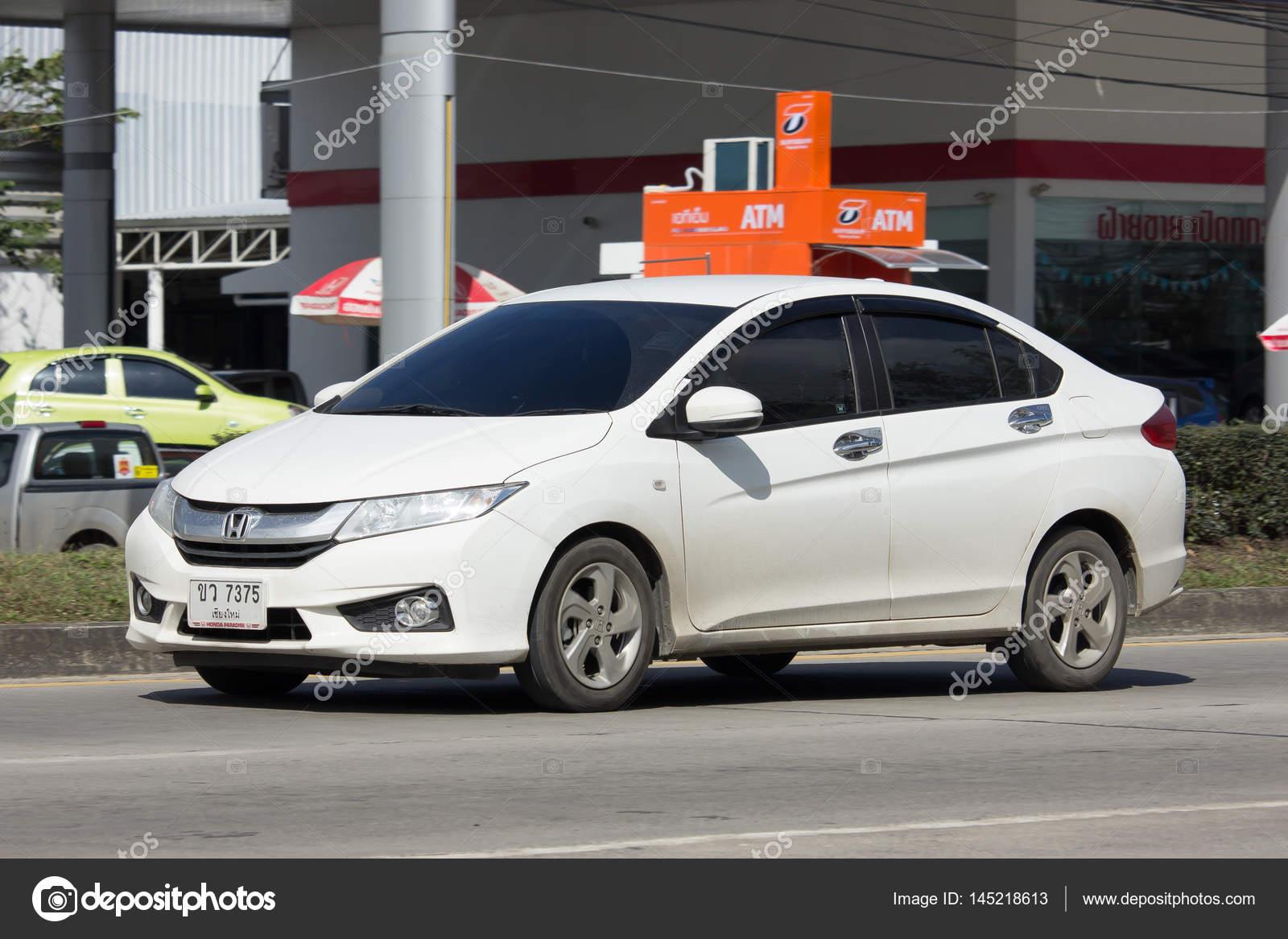 Private City Car Honda City Stock Editorial Photo C Nitinut380