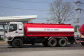 Palmový olej Truck Sanga dopravy