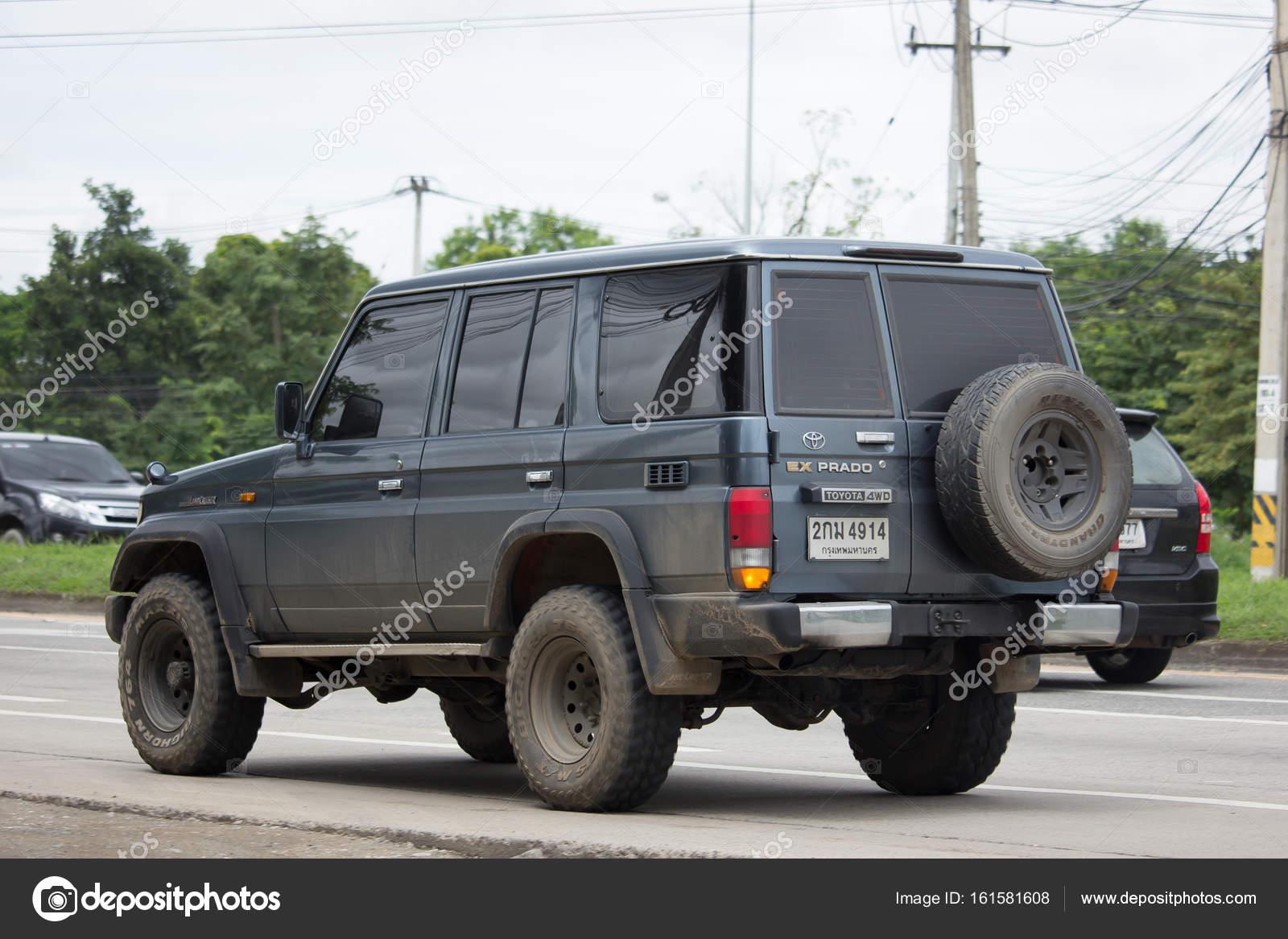 Toyota Landcruiser 300 >> Private suv car, Toyota Prado – Stock Editorial Photo © nitinut380 #161581608