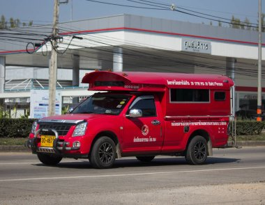 Red taxi chiang mai. Service in city and around