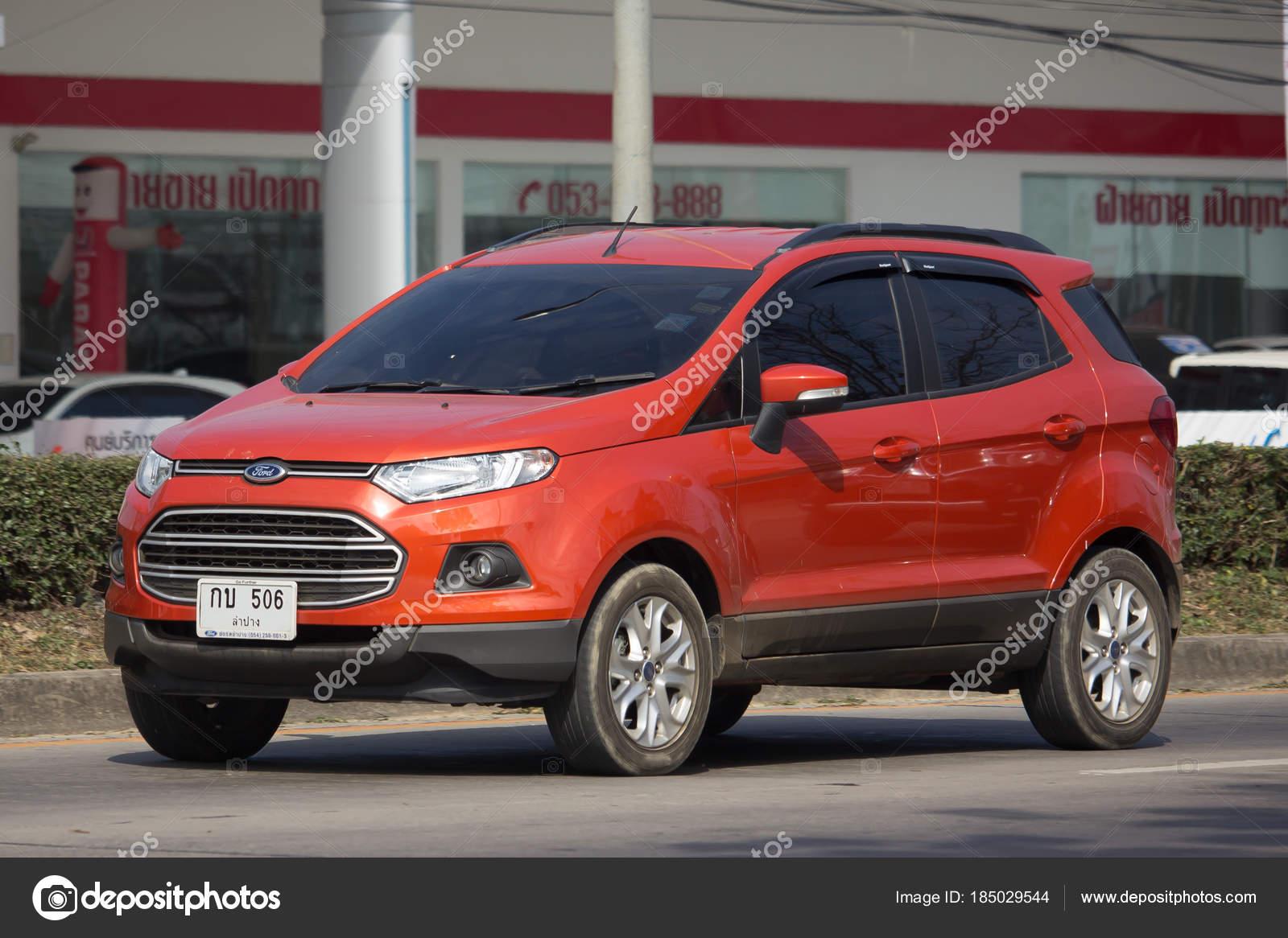 Private Car Ford Ecosport Suv Car For Urban User Stock Editorial