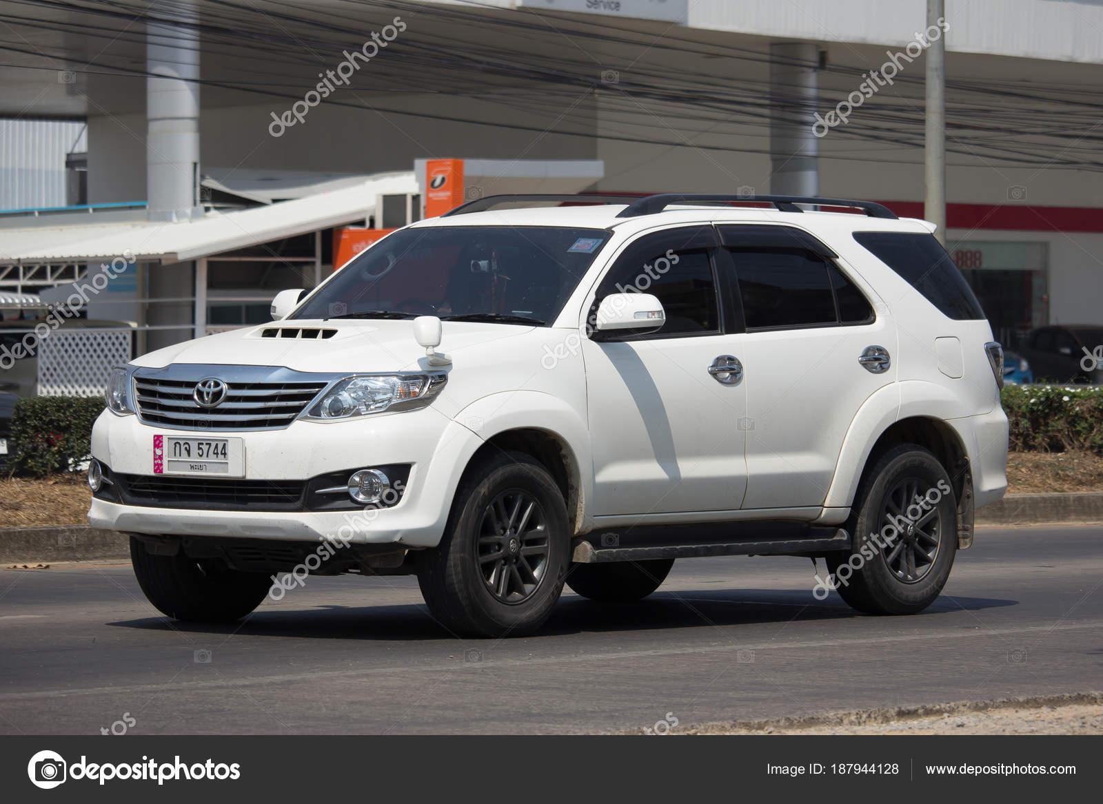 Private Toyota Fortuner Suv Car Stock Editorial Photo