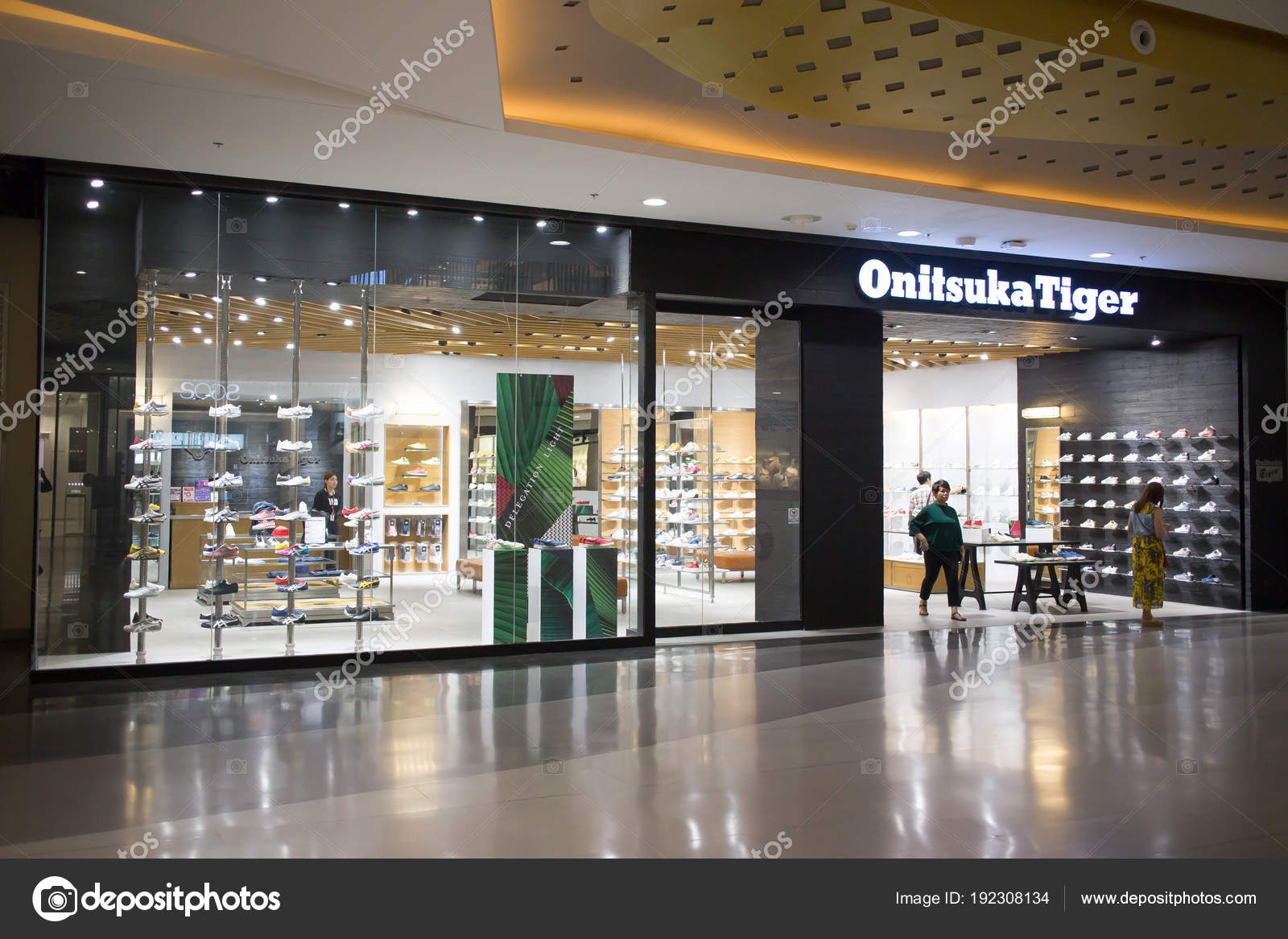 buy popular 57c31 4298c Onitsuka Tiger Shop. Shop inside Central Festival Chiangmai ...