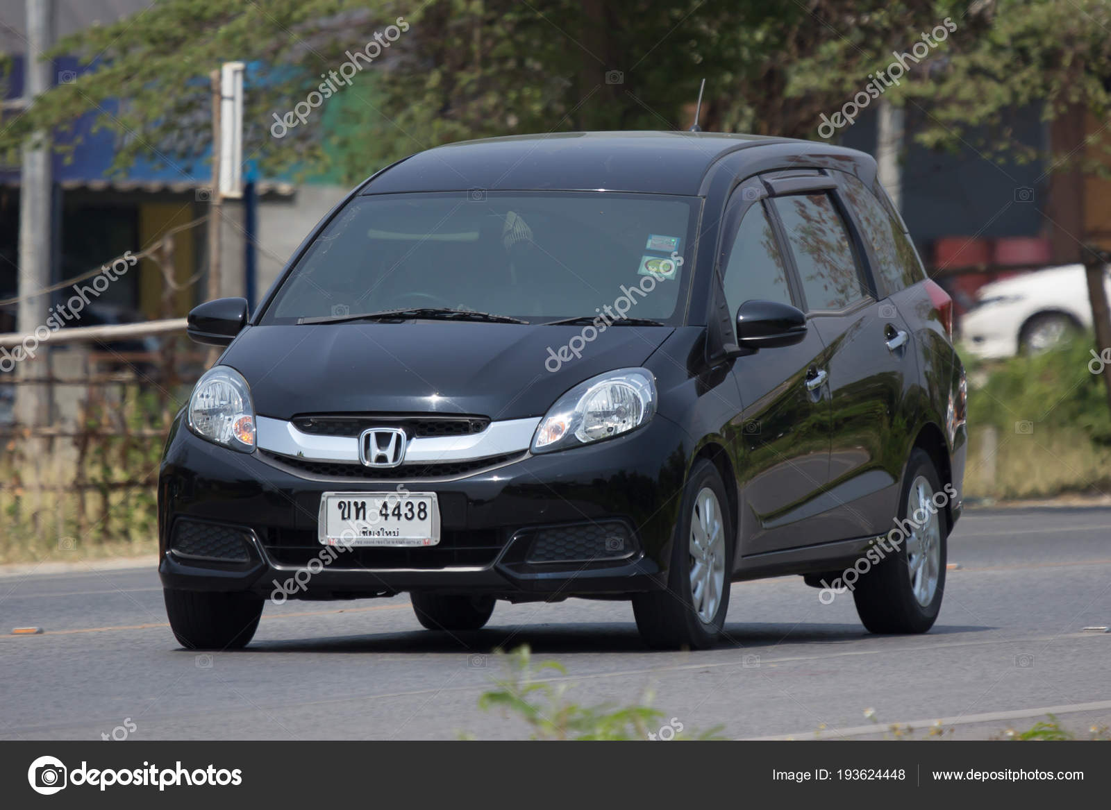 Private Honda Mobilio Van Stock Editorial Photo C Nitinut380