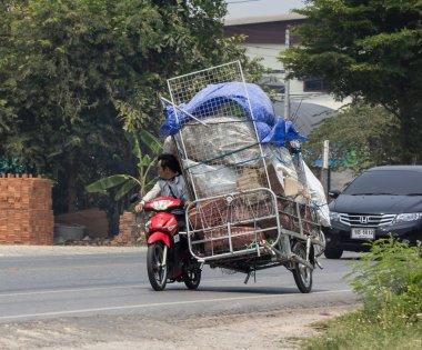 Private Motorcycle, Honda Dream