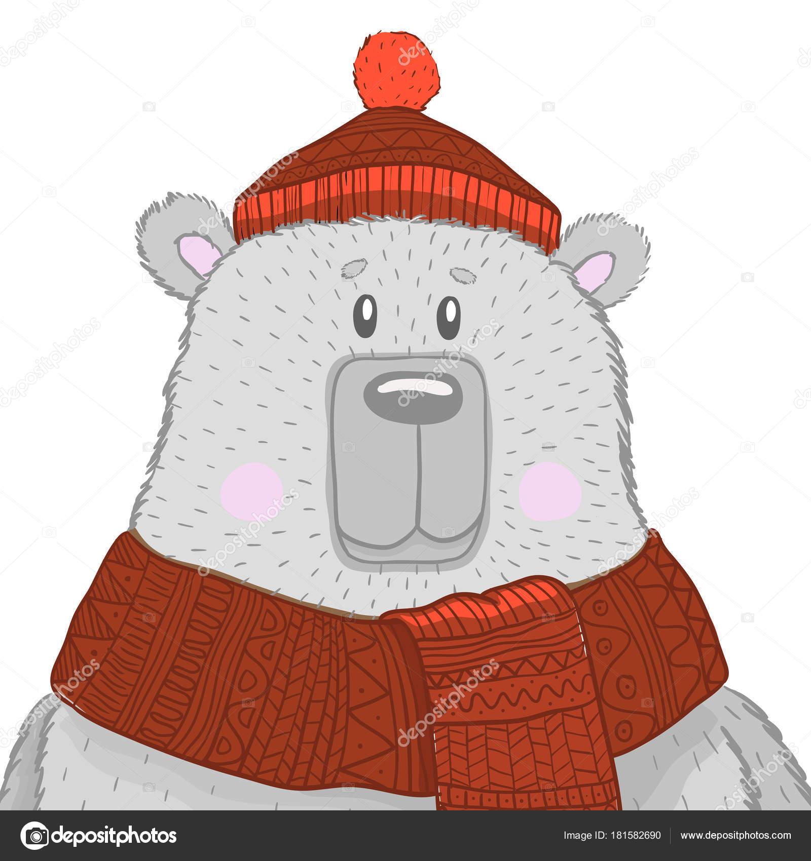 картинки медведь в шапке было представлено