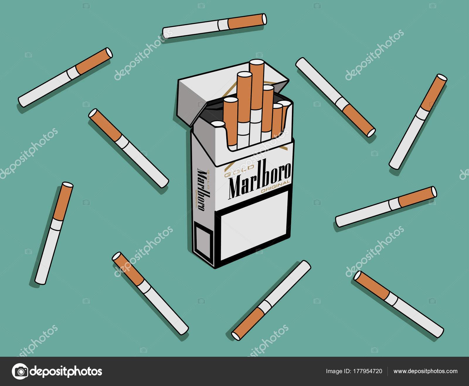 Premium cigarettes Marlboro brands Florida