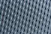 Průmyslové zázemí prokládané kovového povrchu