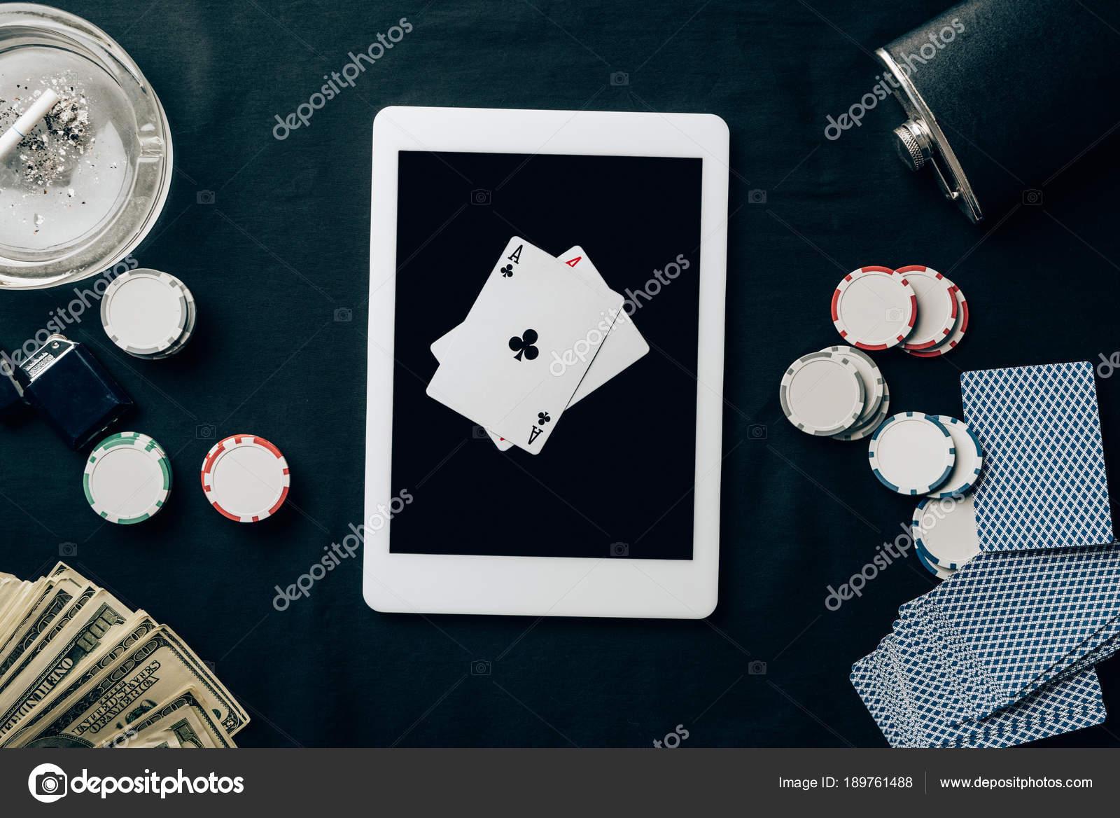 Азартные игры на планшет