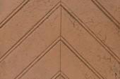 Plance di legno marrone verniciate dellannata