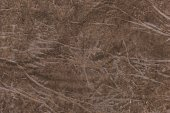 Brown genuine leather detailed background