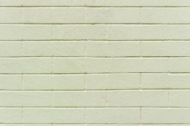 Light bricks wall texture background