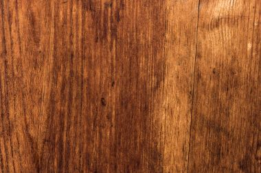 Brown wooden background for carpentry template