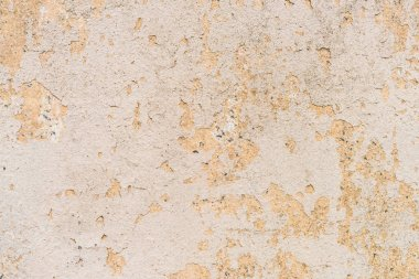 Old cracked plaster on wall background