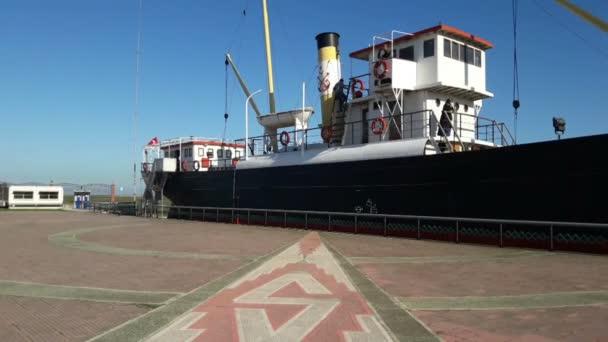 Samsun, Turchia - novembre, 19.2016 S.S. Bandirma nave