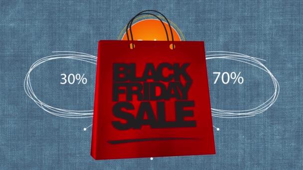 Roller eladó fekete péntek értékesítés növelése promóciós kedvezmények