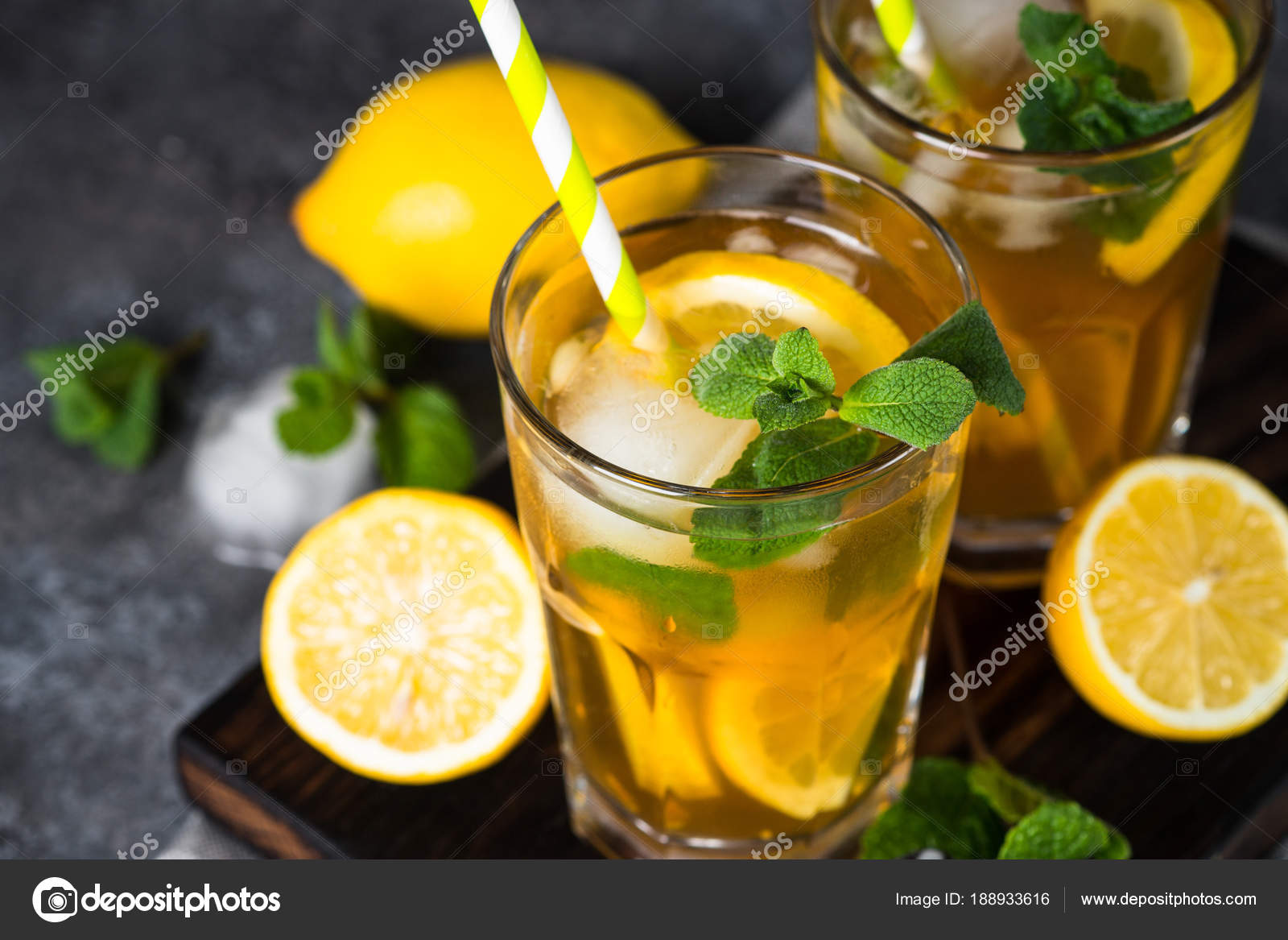how to make a cold tea drink