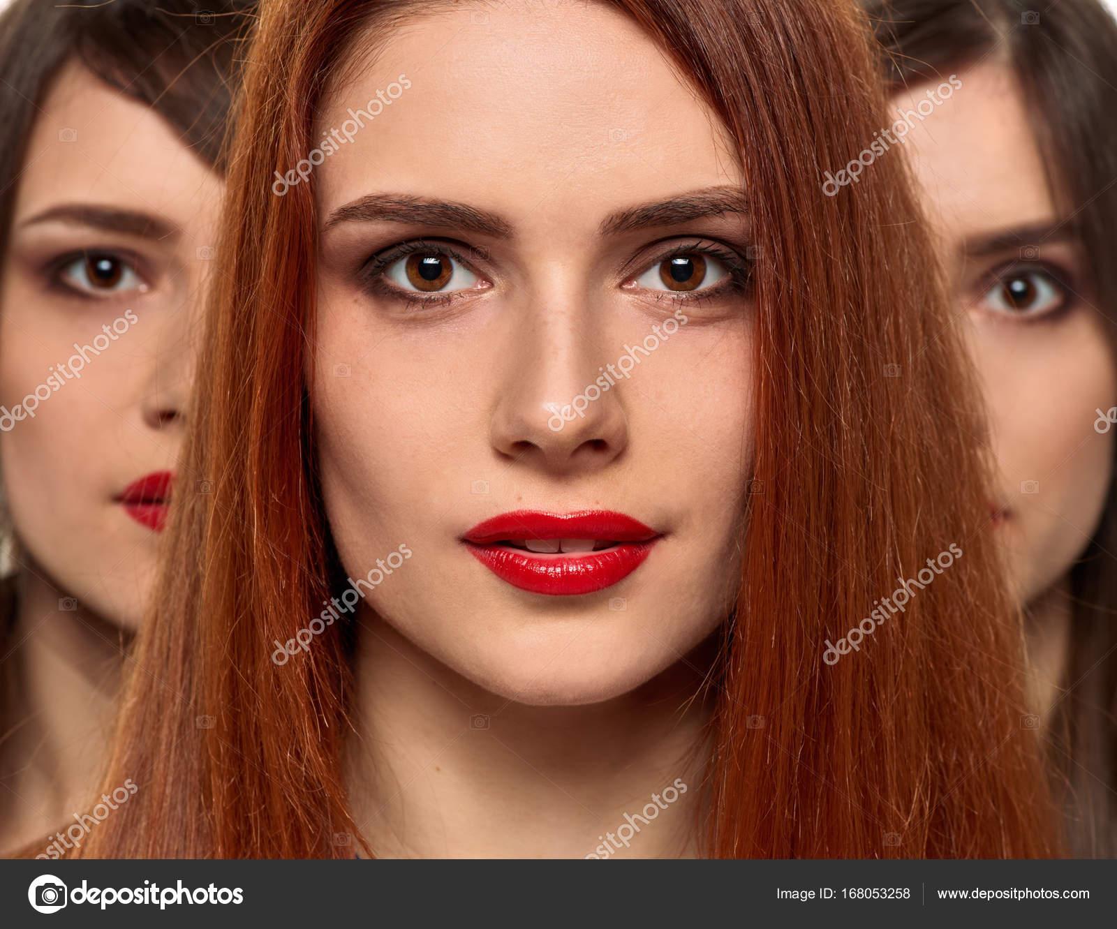 Sensual triplets girl — img 14