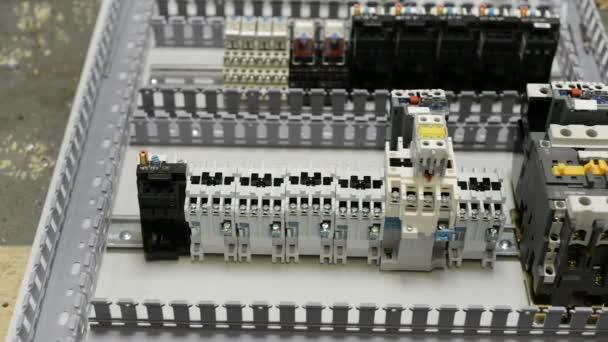 Elektromos berendezések, a modern Cnc-gép rendszer.