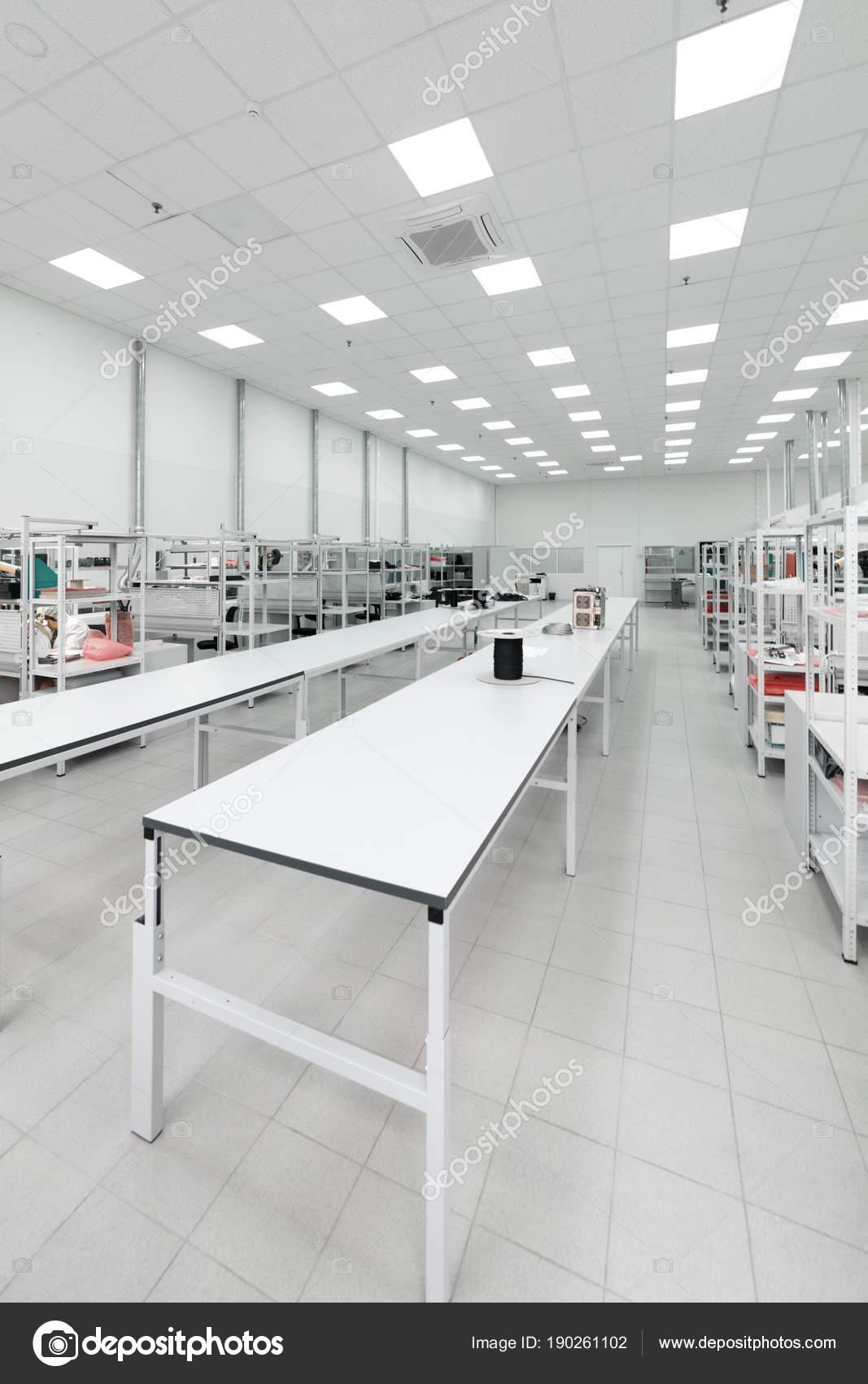 Sala De Produ O Limpa Fabrico De Electr Nica Industrial