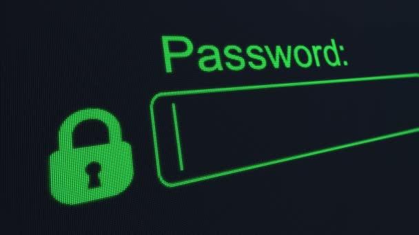 Správné heslo. Zadejte heslo. Přihlaste se ke svému účtu. Hackování účtů. Uzavření makra na obrazovce počítače s někým, kdo zadává heslo. Přístup k účtu. Internet security.