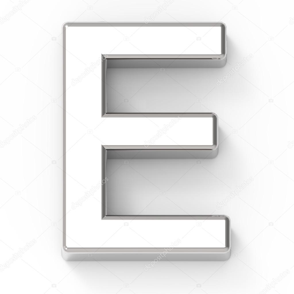 Silver Letter I: Stock Photo © Kchungtw #126485792