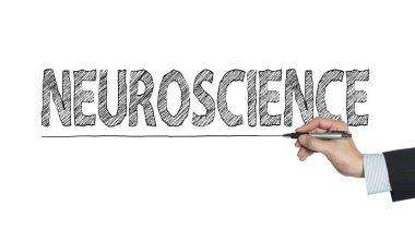 neuroscience written by hand