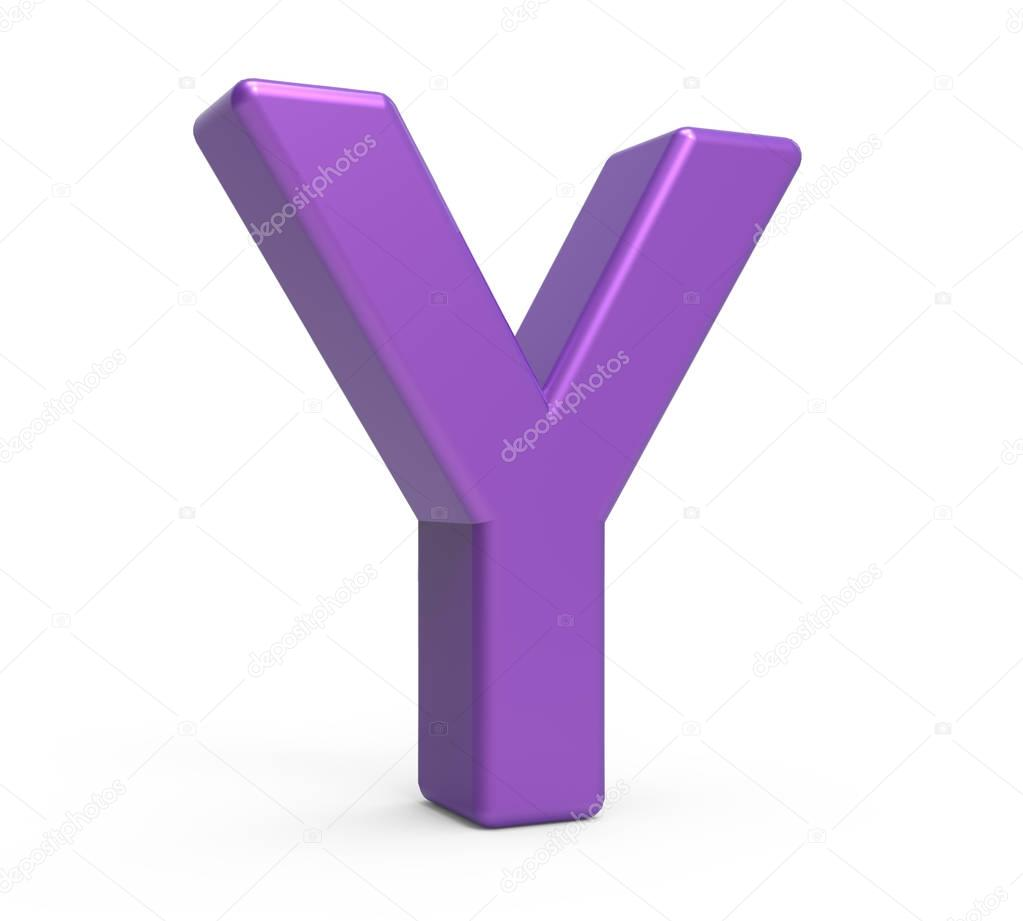 purple letter y image collections