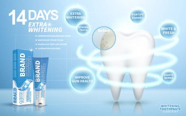 whitening toothpaste ad