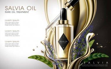 salvia rare oil treatment