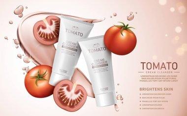 tomato cream cleanser