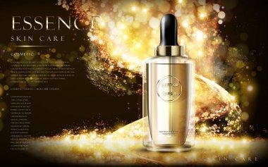 essence skin care ad