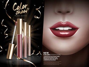 color show lip gloss