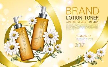 chamomile lotion toner