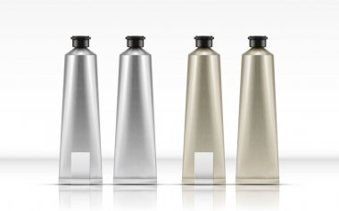 cosmetic container tubes