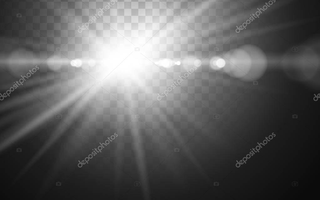 silver light element