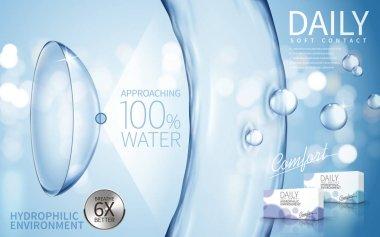 soft contact lenses ad