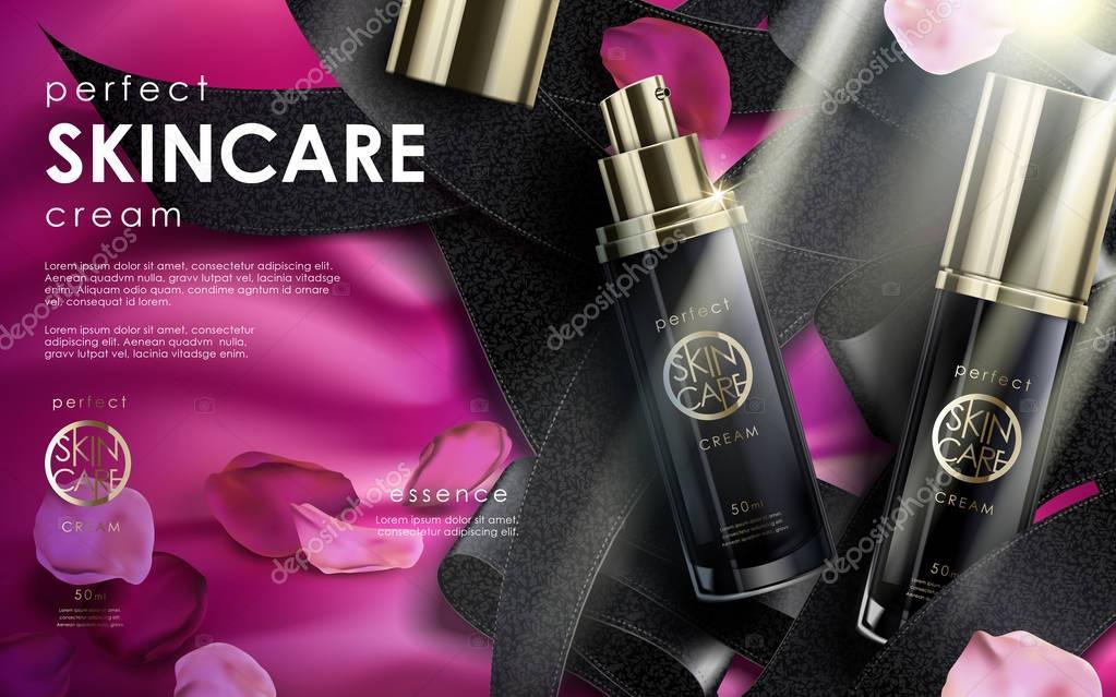 perfect skincare ad