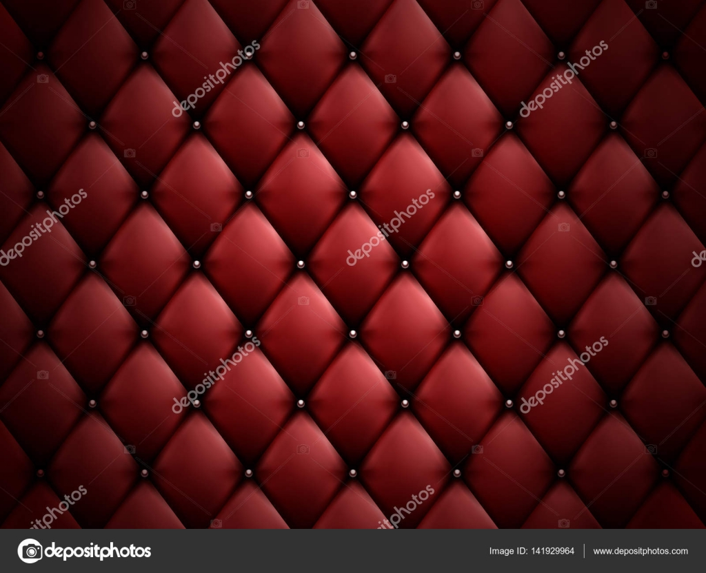 Red sofa background — Stock Vector © kchungtw