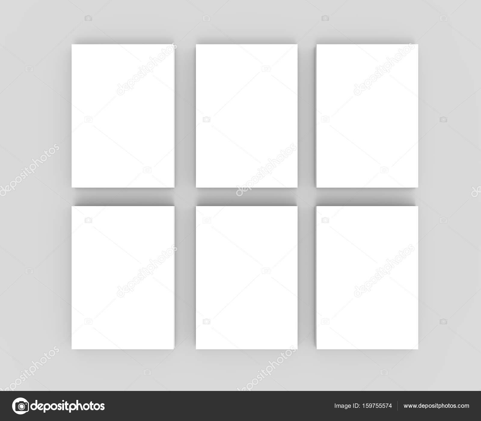 Leere Bücher Vorlage — Stockfoto © kchungtw #159755574