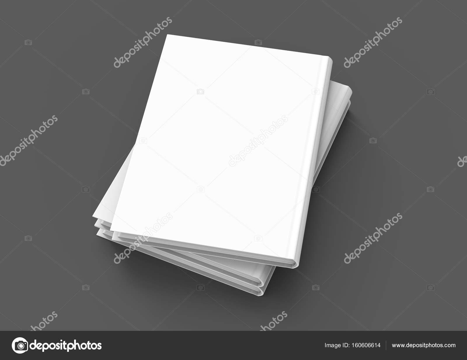 Hardcover-Bücher-Vorlage — Stockfoto © kchungtw #160606614
