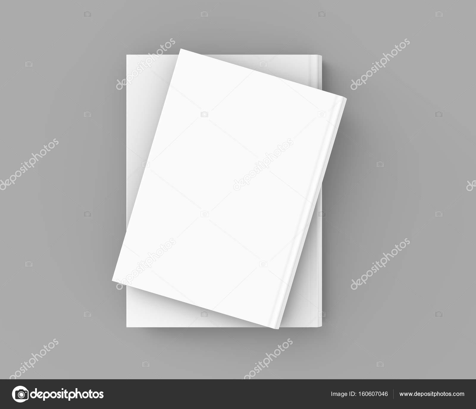 Hardcover-Bücher-Vorlage — Stockfoto © kchungtw #160607046