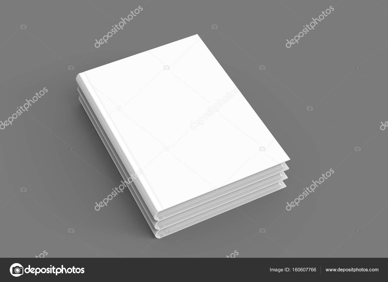 Hardcover-Bücher-Vorlage — Stockfoto © kchungtw #160607766