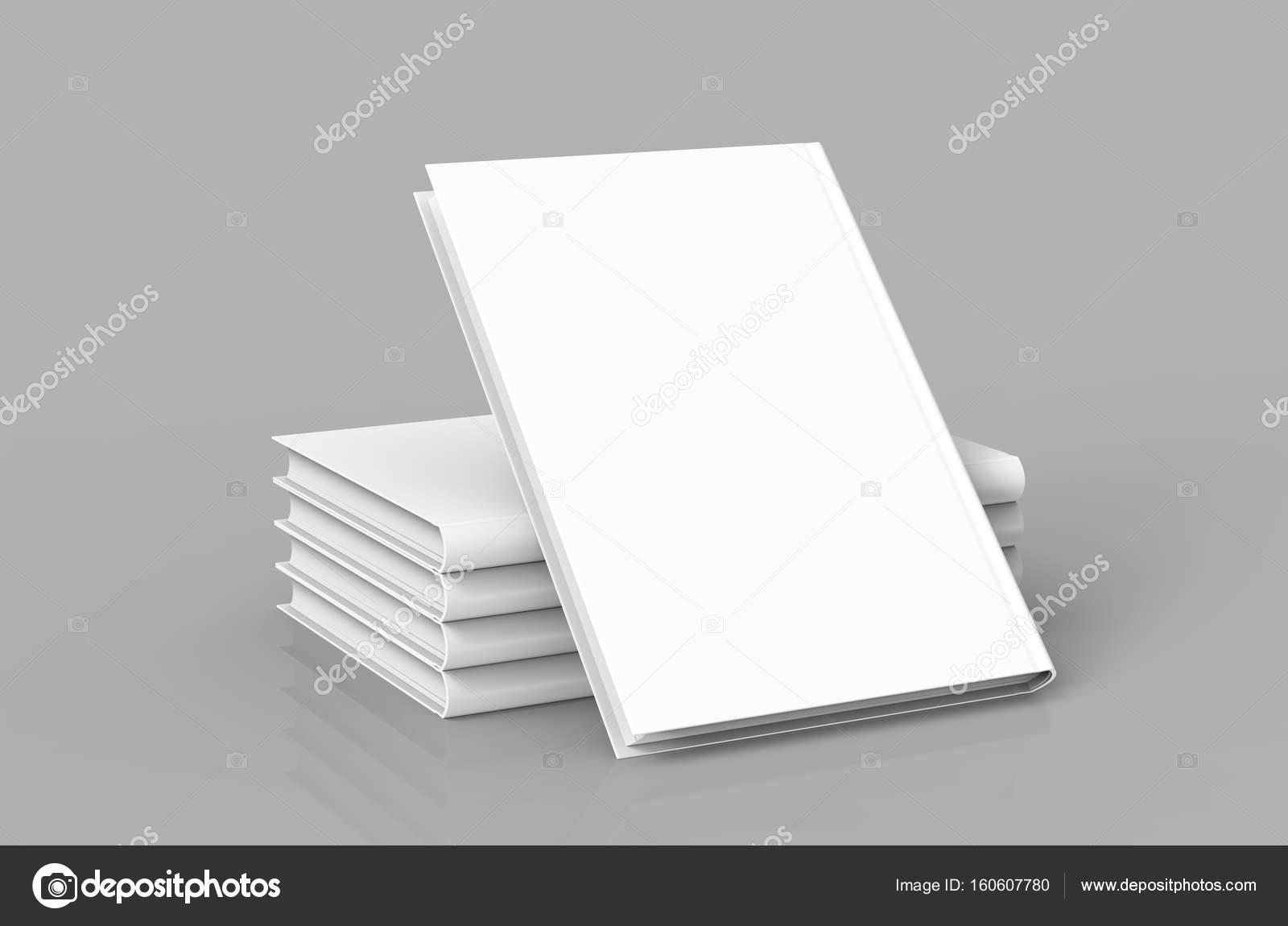 Hardcover-Bücher-Vorlage — Stockfoto © kchungtw #160607780