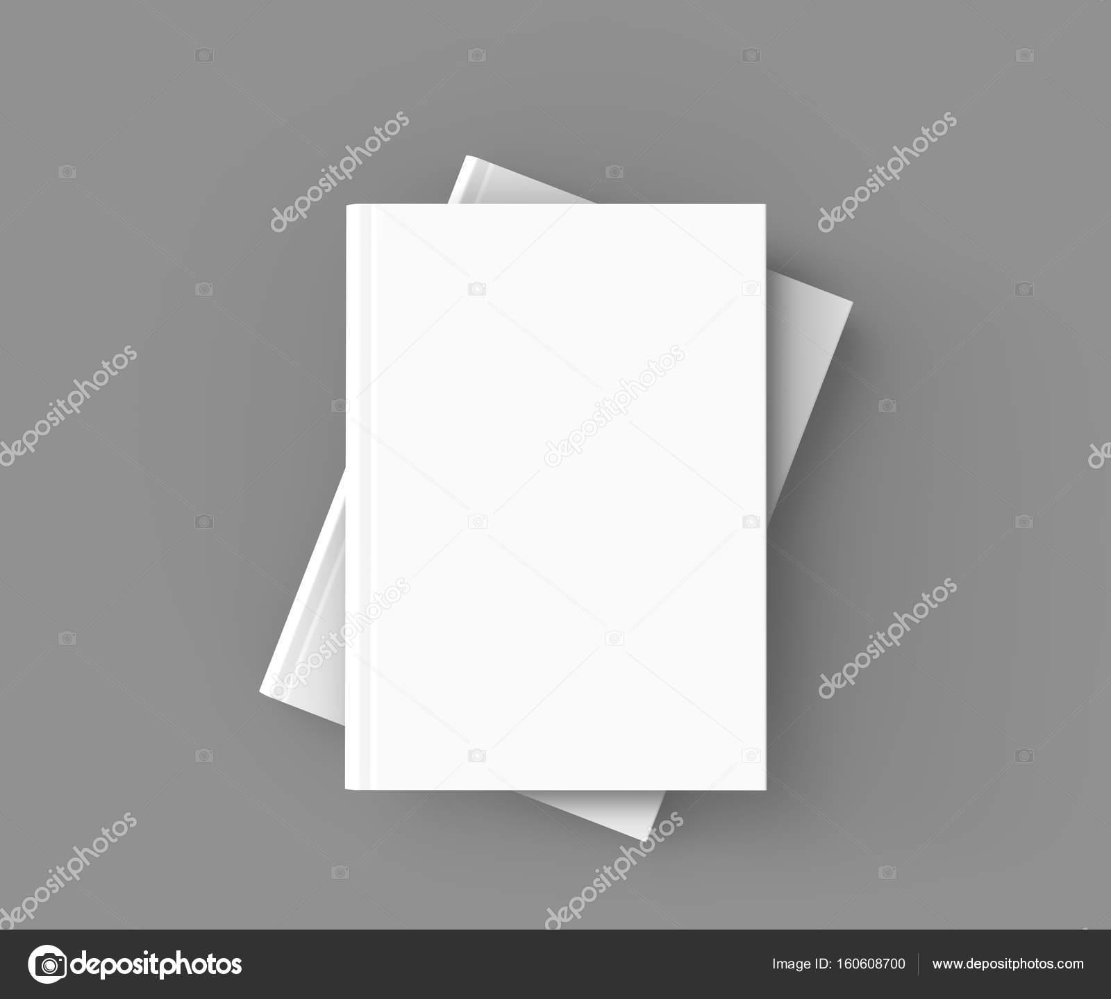 Hardcover-Bücher-Vorlage — Stockfoto © kchungtw #160608700