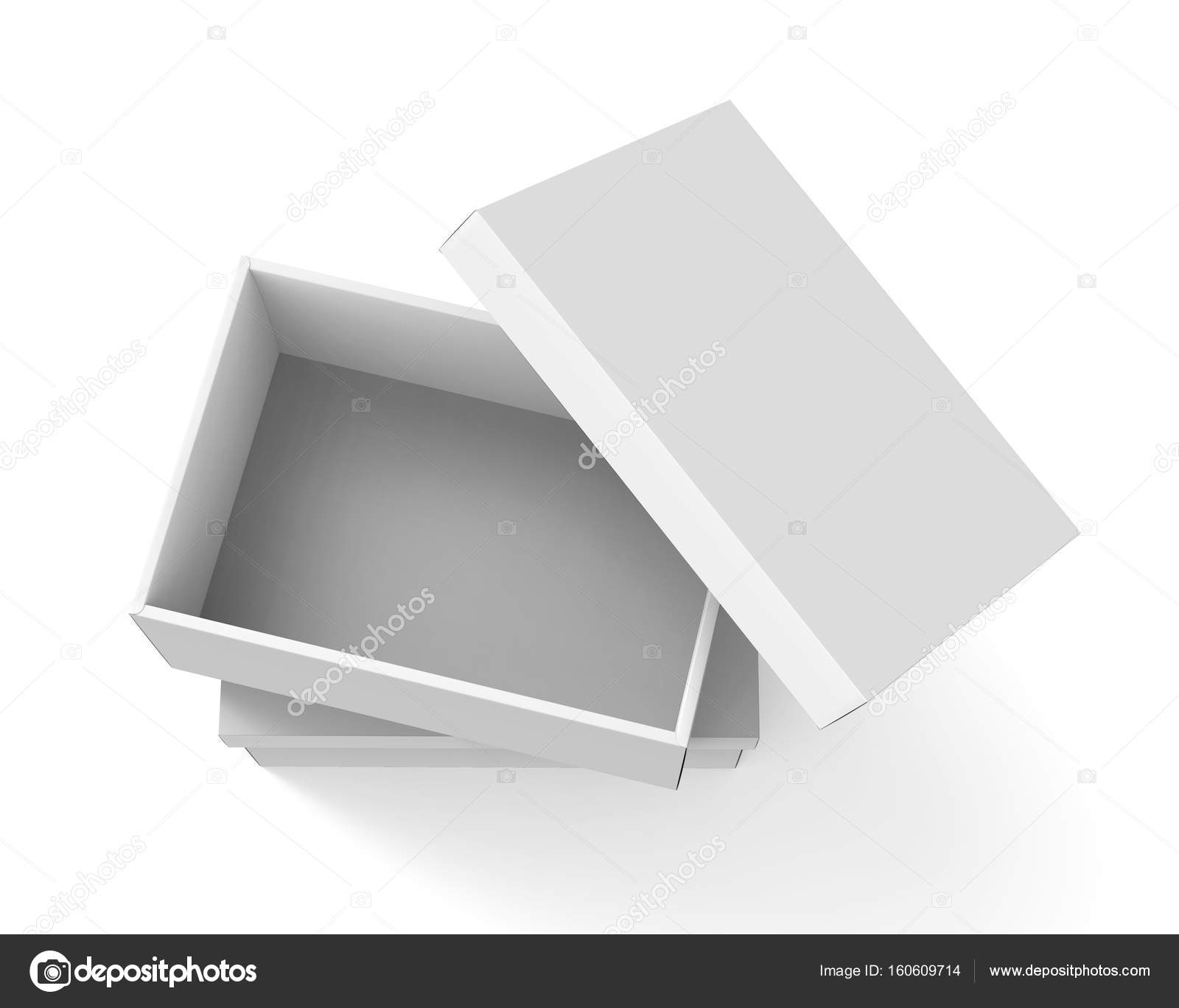 Blank paper box template stock photo kchungtw 160609714 blank paper box template stock photo maxwellsz
